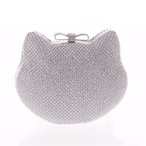 Hello Kitty Crystal Clutch Virtual Glam Shop