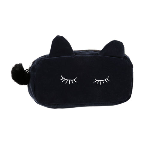 Kitten Cosmetic Bag Virtual Glam Shop