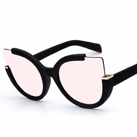Image of Open Cat Eye Glasses Virtual Glam Shop