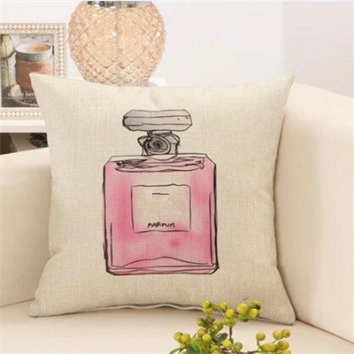 Glamour Girl Decorative Pillows 4 Virtual Glam Shop