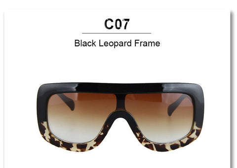 Flat Top Sunglasses Virtual Glam Shop