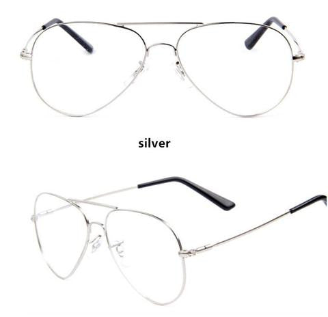 Image of Vintage Aviator Glasses Virtual Glam Shop