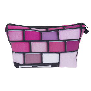 Eye-shadow Pallet Cosmetics Bag Eye-shadow Pallet Cosmetics Bag Virtual Glam Shop