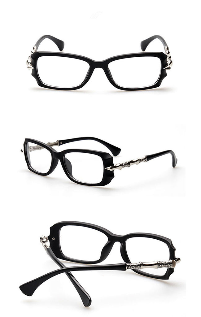 Sassy But Classy Eyewear bright black Virtual Glam Shop