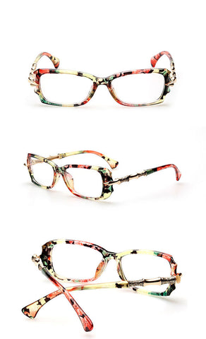 Image of Sassy But Classy Eyewear flower Virtual Glam Shop