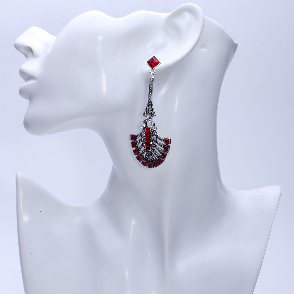 Chandelier Drop Earrings Virtual Glam Shop
