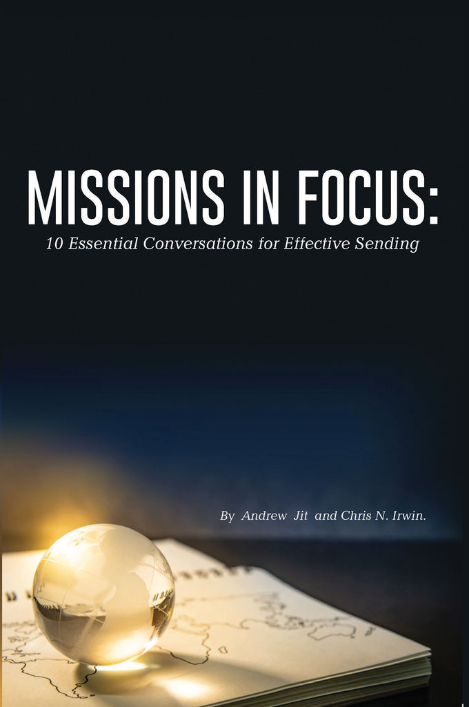Missions in Focus: An Interview with Author Andrew Jit