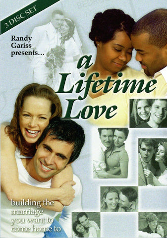 A Lifetime Love - DVD set