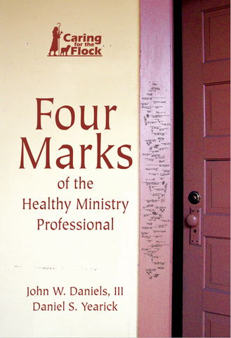 Four Marks of the Healthy Ministry Professional