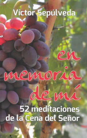 EN MEMORIA DE MÍ por Víctor Sepúlveda (In Remembrance of Me)