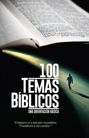 Cien temas bíblicos (One Hundred Bible Themes, a basic guide)