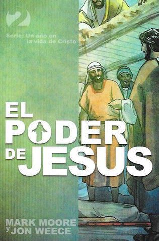 El poder de Jesús por Mark Moore y Jon Weece (The Power of Jesus)