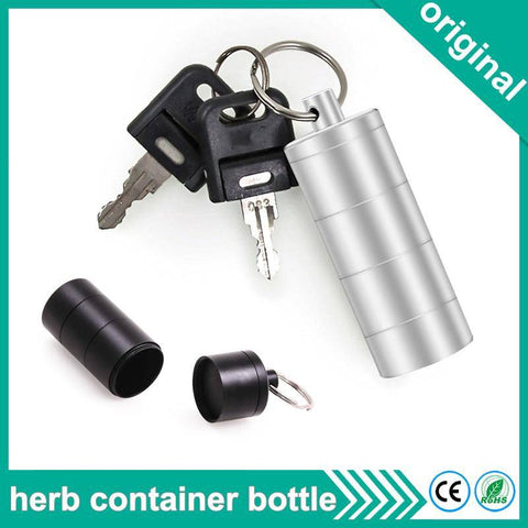 key Container - Cloud9City™ - Canada Dry Herb & Wax Vaporizer Shop