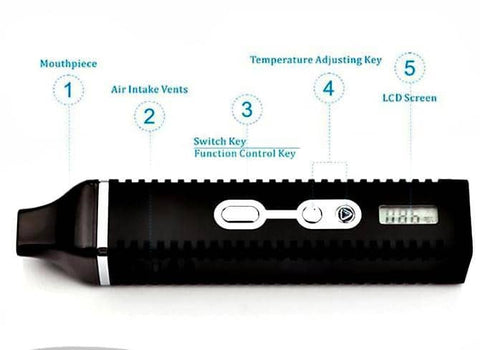 g pen herbal vaporizer instructions