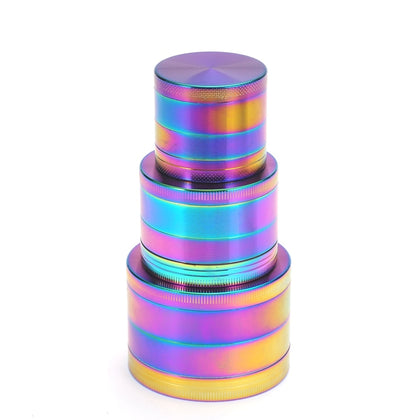 4 Layers Herb Rainbow Grinder