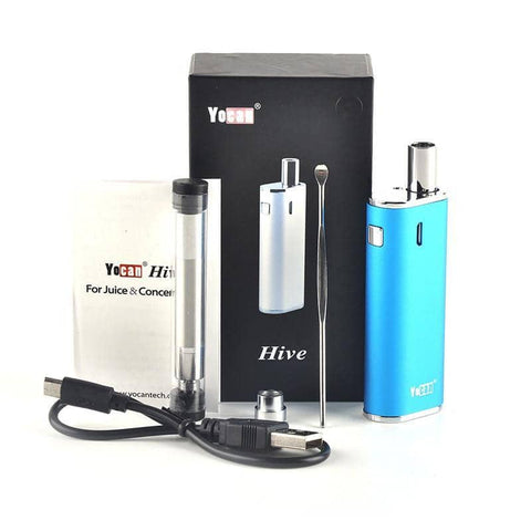 Yocan Hive 2 in 1 Vaporizer Kit Wax & CBD Oil