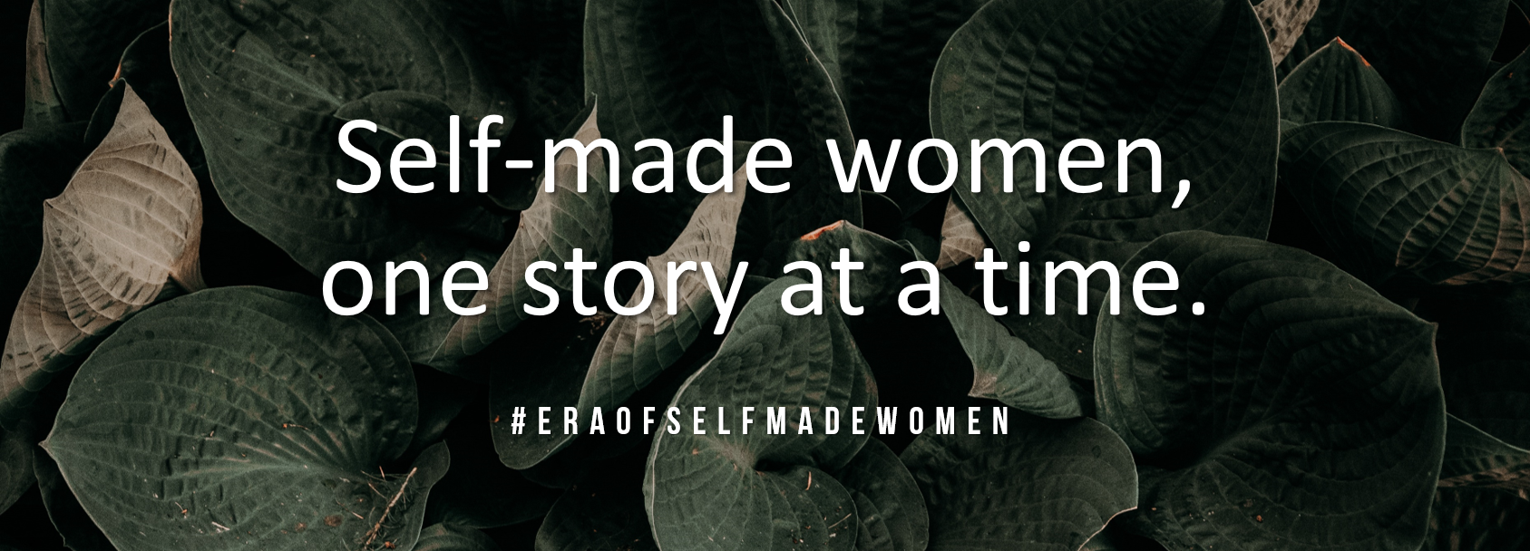 #ERAOFSELFMADEWOMEN || CHAPTER 1 || Sharon