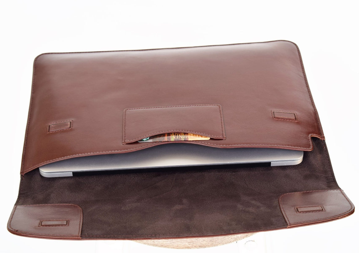 "Laptop Sleeve 15"" - Coffee"