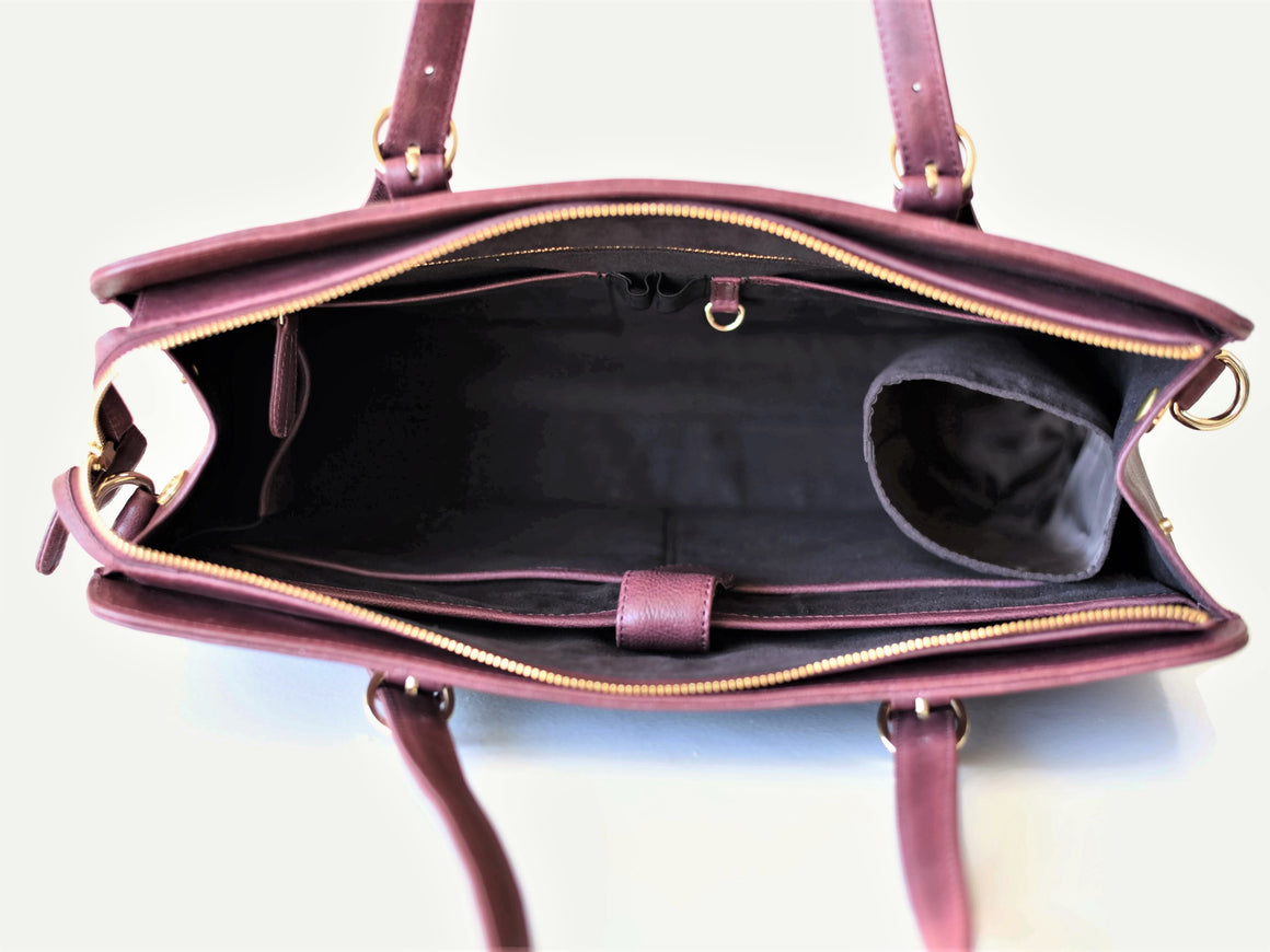 Laptop Bag 2.1 - Wine