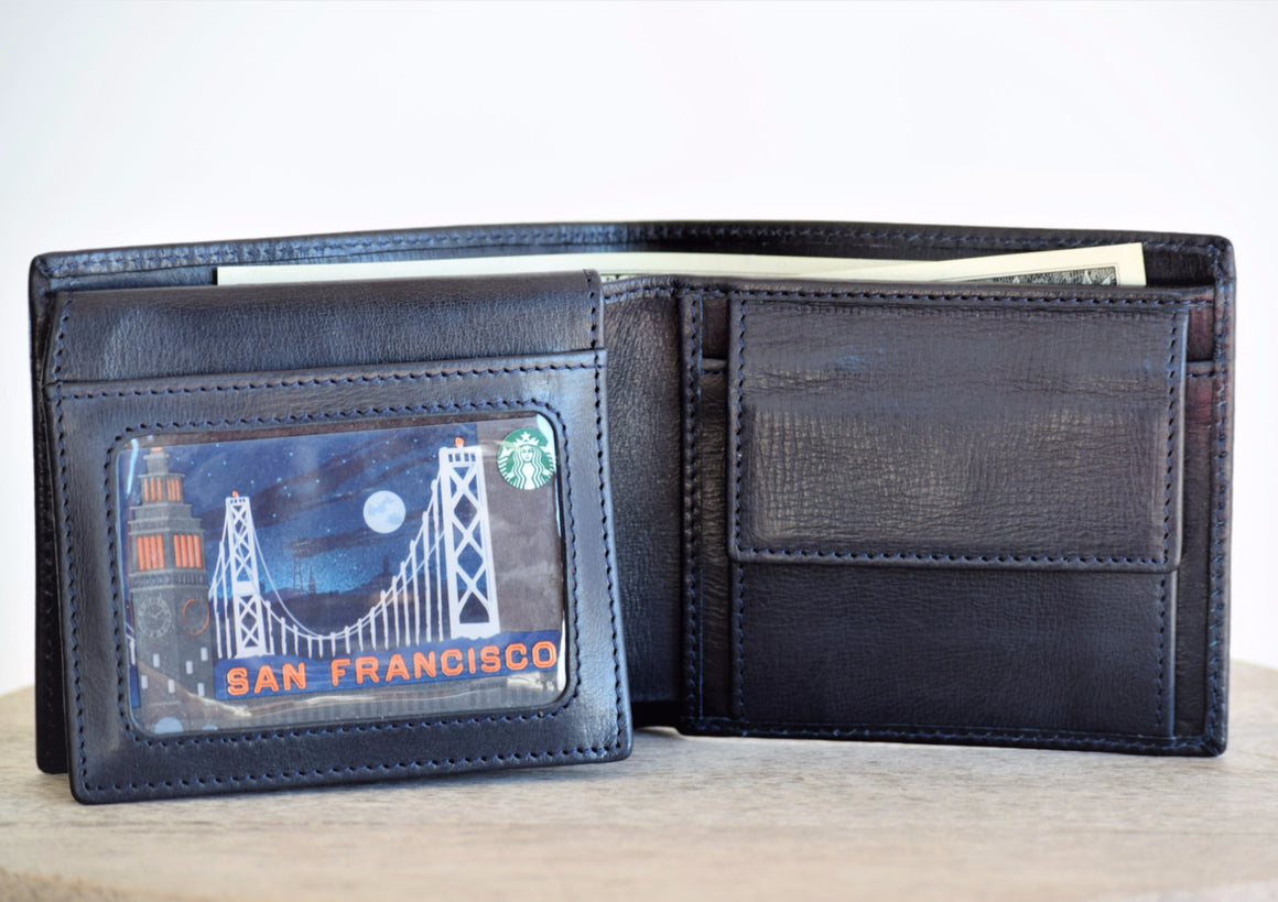 Coin Wallet - Navy
