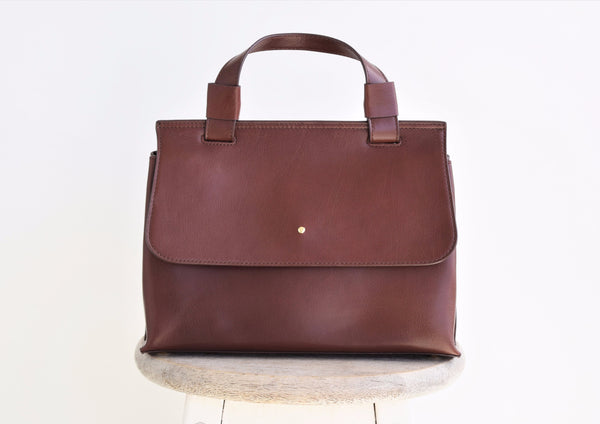 Crossbody bag - Coffee