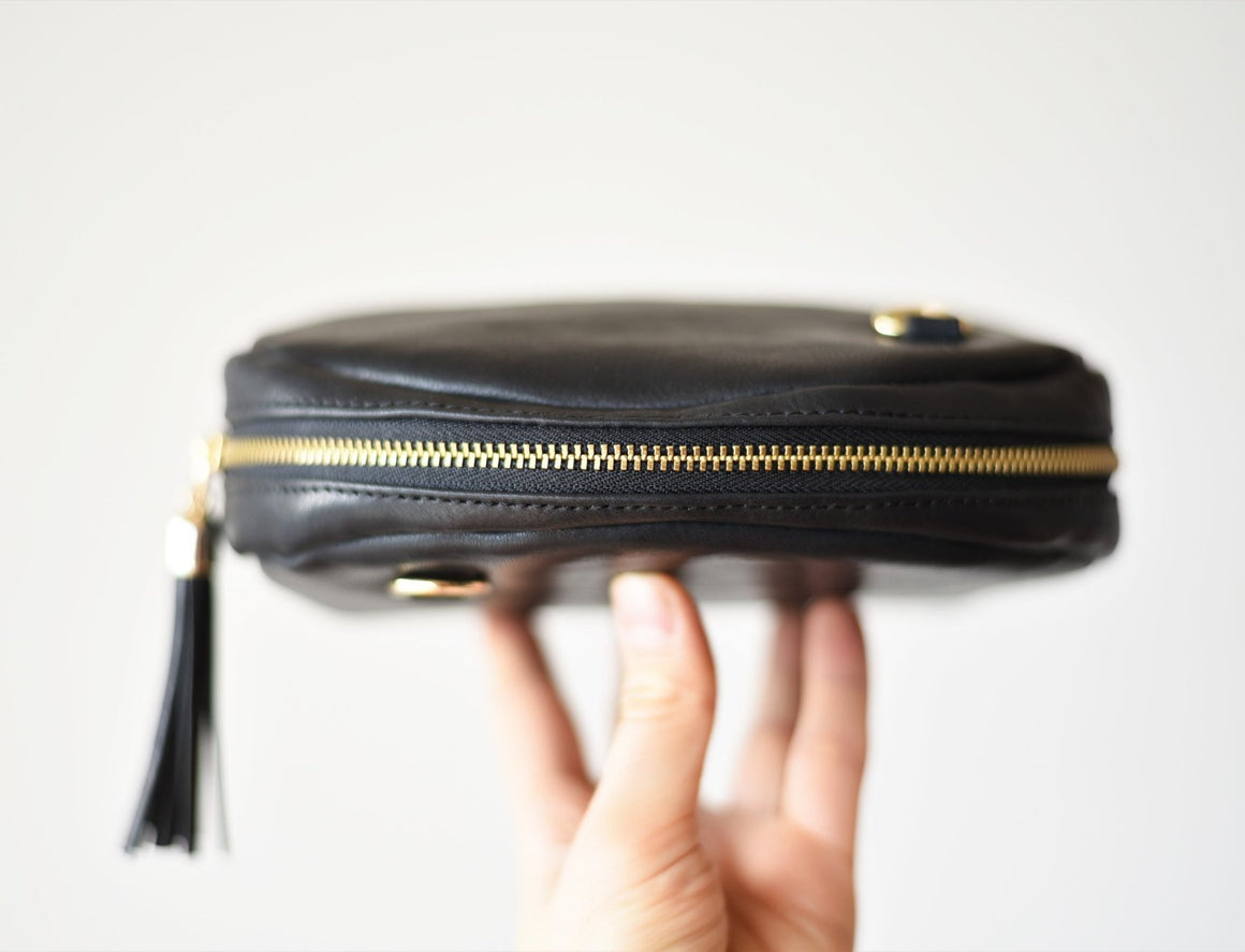 Makeup Pouch - Black