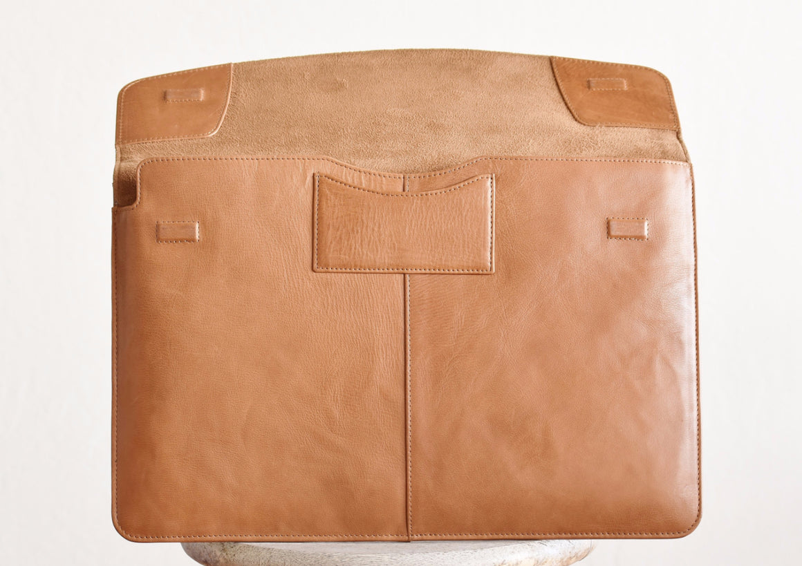 "Laptop Sleeve 15"" - Tan"
