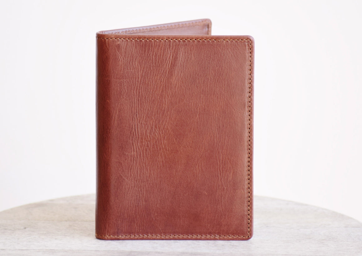 Passport Cover - Coffee