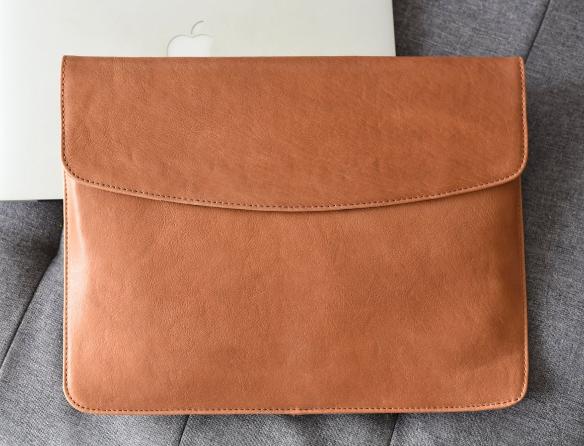 "Laptop Sleeve 13"" / 15"" / 16"" - Caramel"