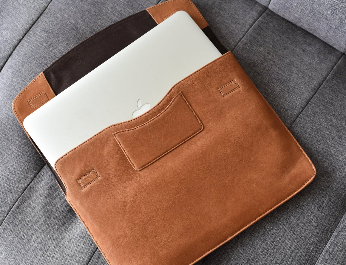"Laptop Sleeve 13"" - Caramel"