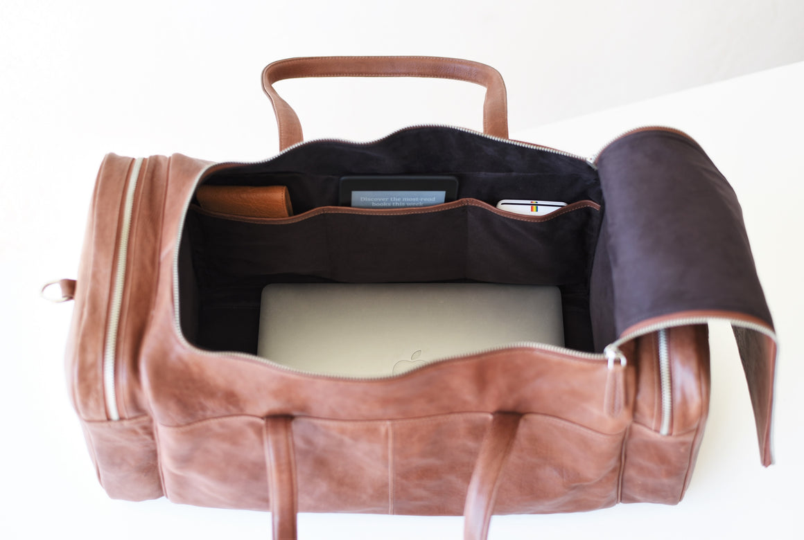 The Weekender Bag