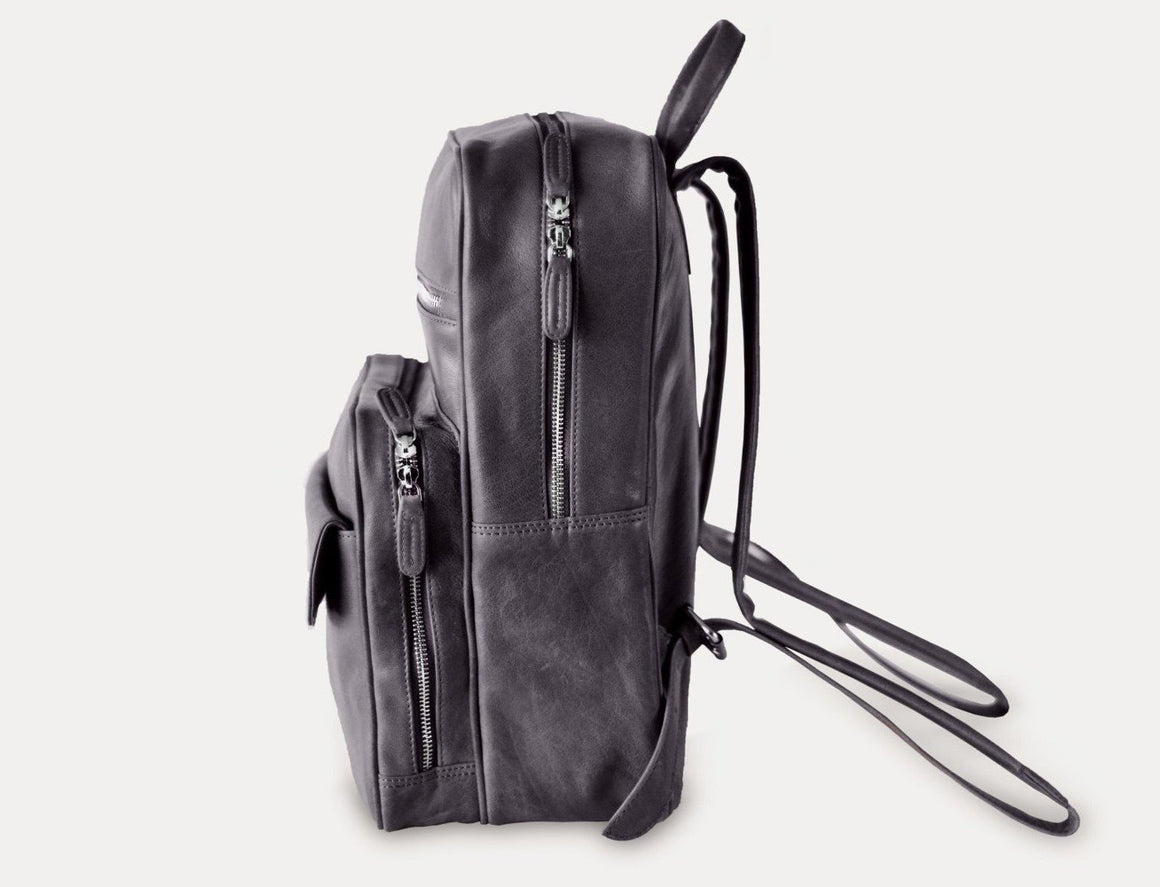 Laptop Backpack - Foggy