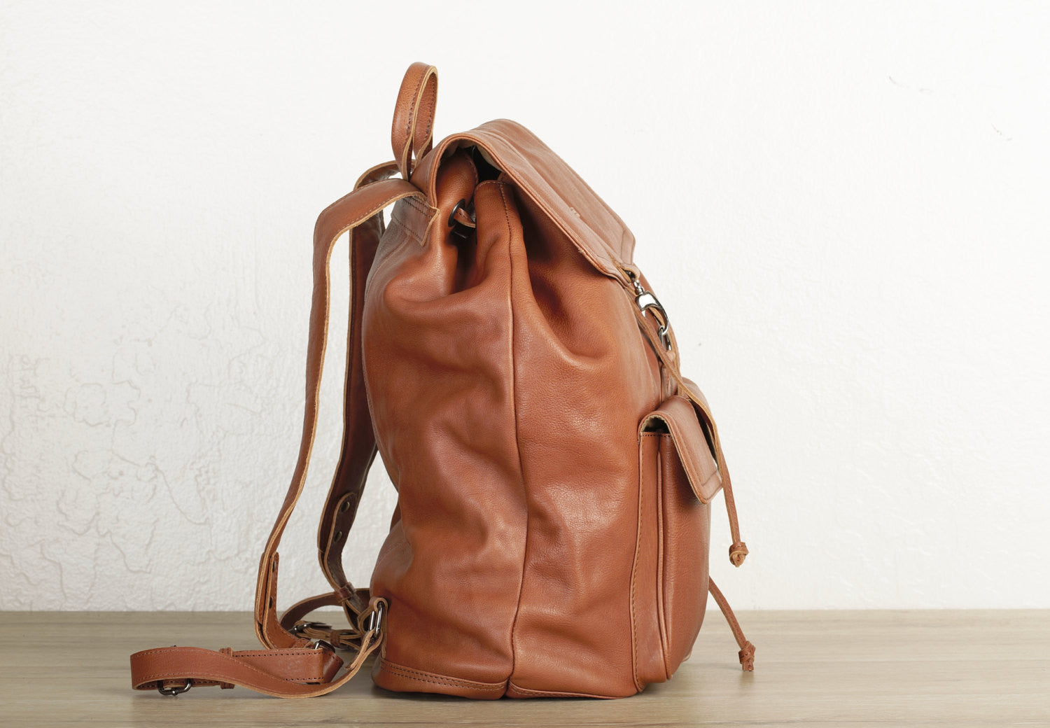 Hiking Backpack - Brown