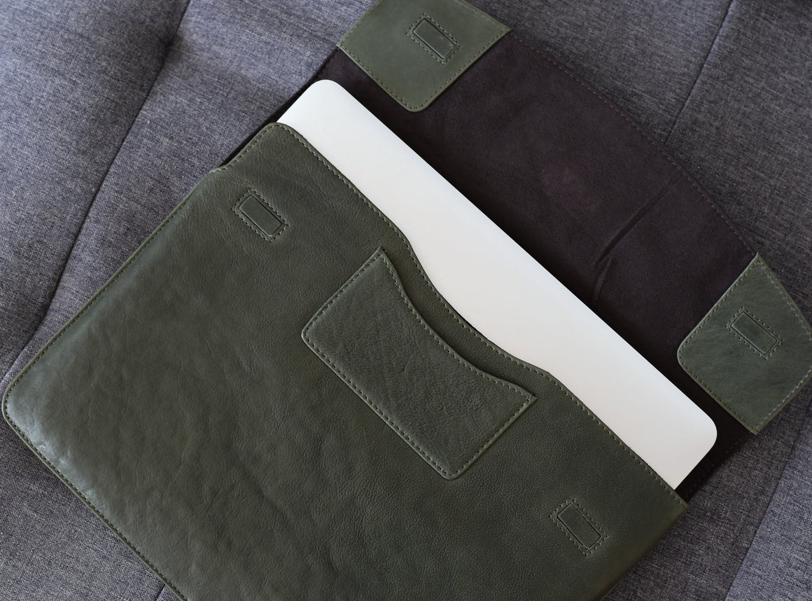 "Laptop Sleeve 13"" - Olive"