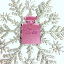 Load image into Gallery viewer, Princess Perfume Snowflake Christmas Ornament