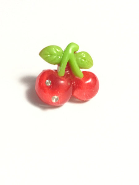 Red Cherries Ring
