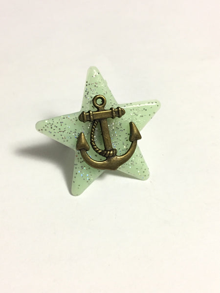 Star Anchor Ring