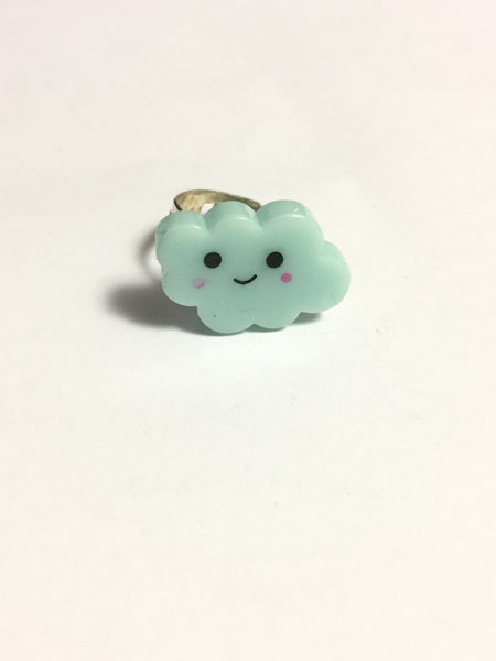 Blue Cloud Ring