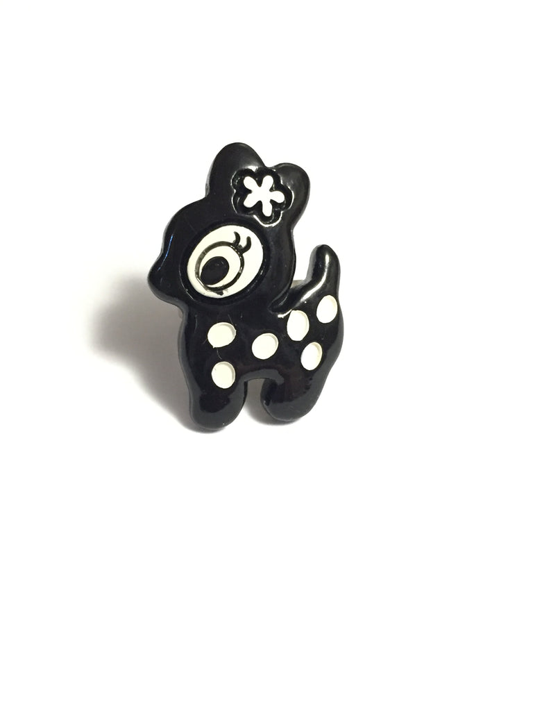 Black Deer Ring