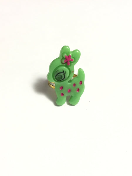 Green Deer Ring