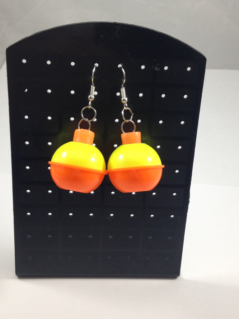 Fishing Bobber Earrings