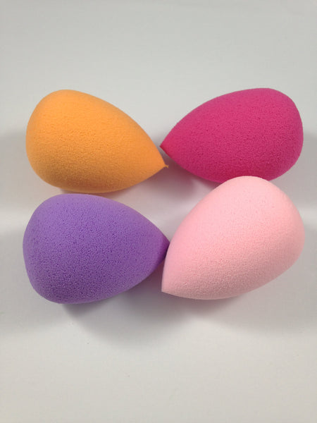 Hot Pink Beauty Sponge Makeup Blender