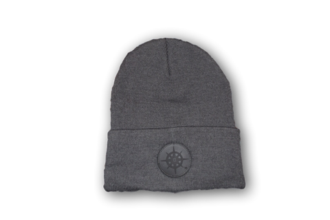 BCG Beanie Black and Grey