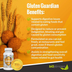 Gluten Guardian - UpgradeTheAlpha Australia