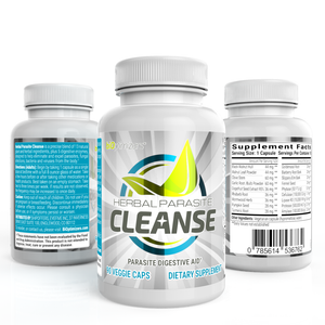 HERBAL PARASITE CLEANSE - UpgradeTheAlpha Australia