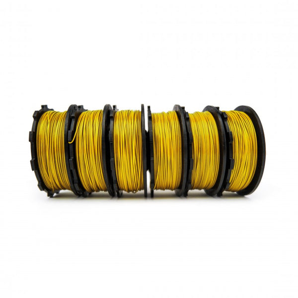 10 PACK COIL POLY-COATED TIE WIRE