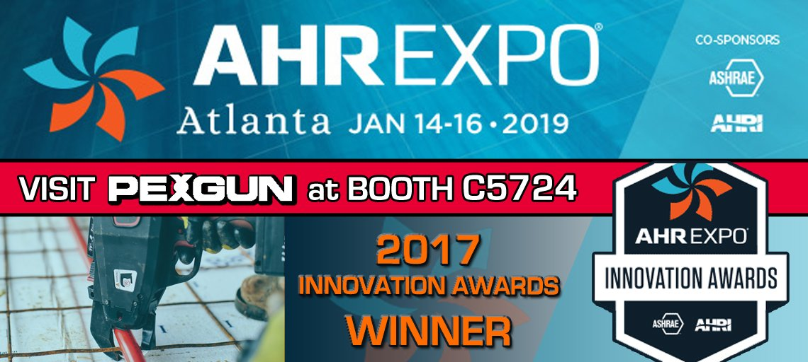 AHR EXPO event
