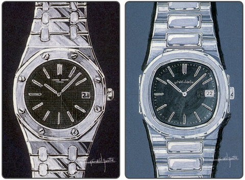 "1977 Patek Philippe Nautilus ""Jumbo"" (Ref. 3700/1) W/ Cork Box & Extracts From Archive"