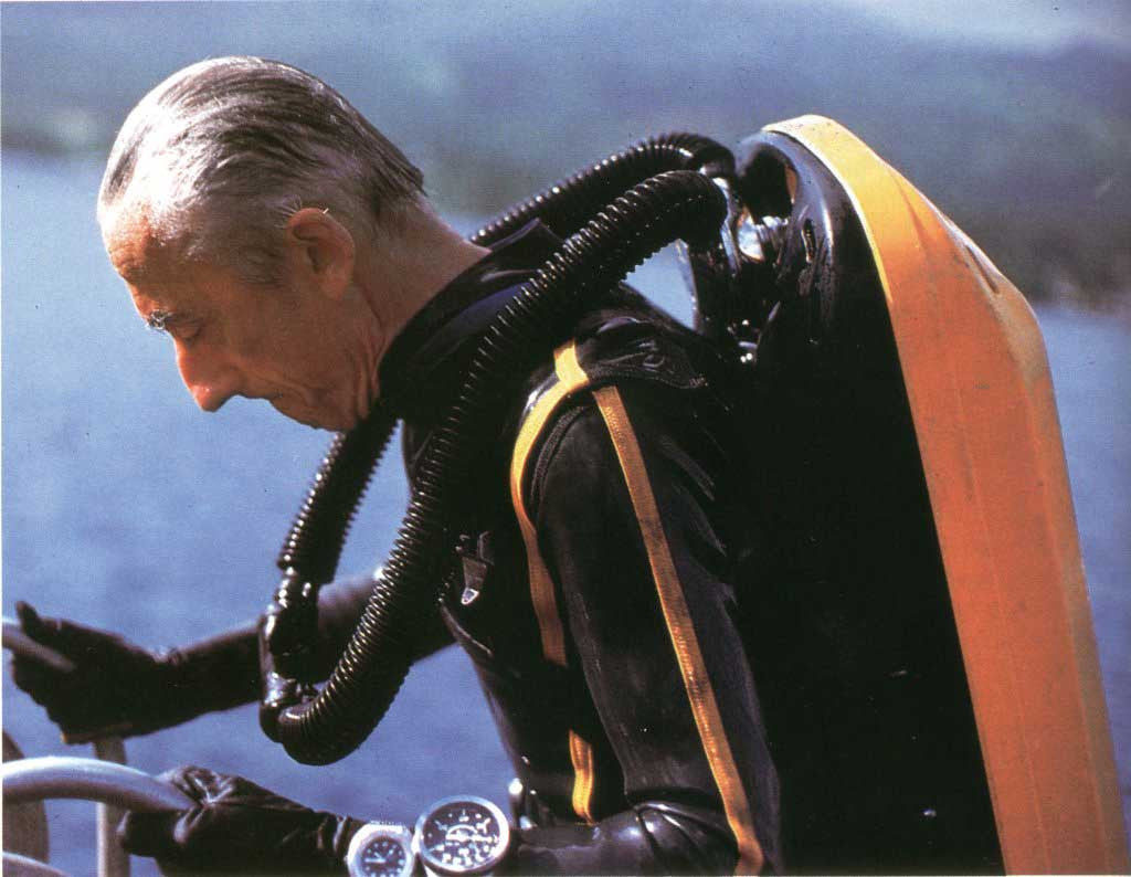 jacques cousteau doxa