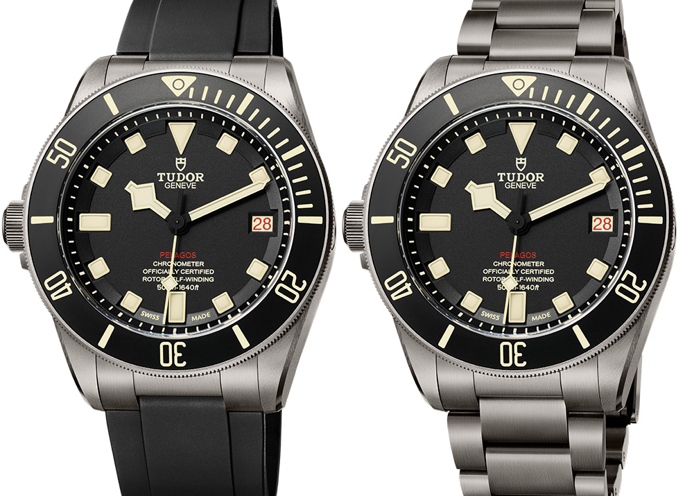 Tudor Pelagos LHD 'Left Hand Drive' Numbered Edition Watch